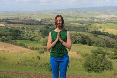 Wohin kommt man durch Yoga?