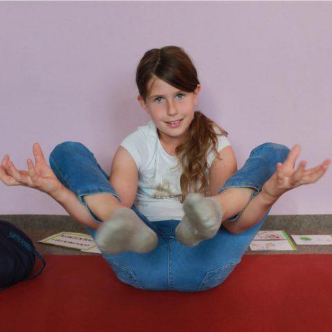 Yoga für Kinder