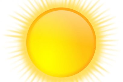 Lasst uns die Sonne grüßen!